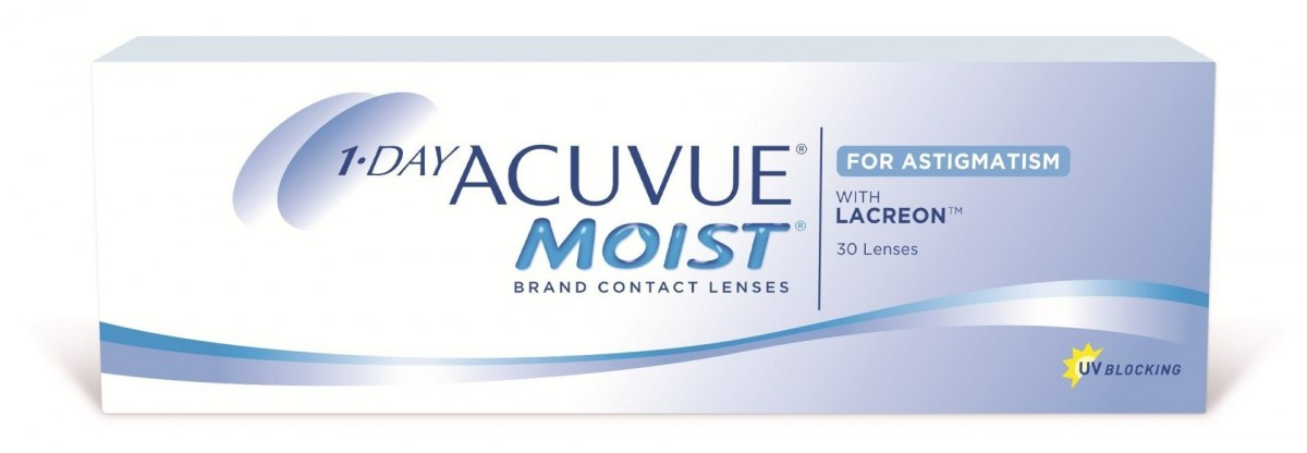 1 Day Acuvue Moist for Astigmatism (30szt.)