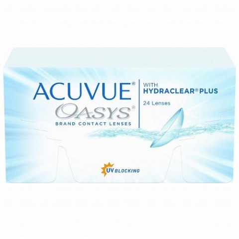 Acuvue Oasys with Hydraclear Plus (24szt.)
