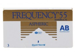 Frequency 55 Aspheric (3szt.)
