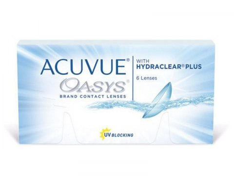 Acuvue Oasys with Hydraclear Plus (6szt.) [WYBRANE MOCE]