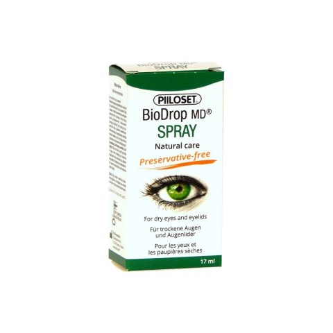 BioDrop MD Spray (17ml)